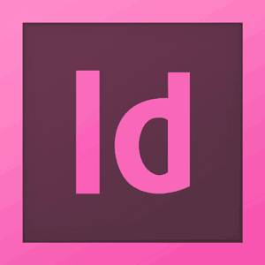 Logo di Adobe InDesign
